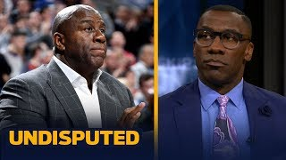 Shannon Sharpe: Magic deserves a lot of the blame for LeBron & Lakers' season | NBA | UNDISPUTED