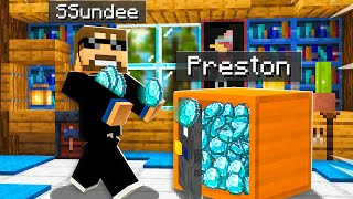 7 Ways to Steal SSUNDEE's Diamonds in Minecraft!
