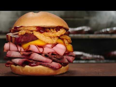 Arby's | Food Chain: Smoke Mountain
