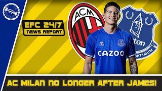 AC MILAN NO LONGER AFTER JAMES RODRIGUEZ! | EFC 24/7 News Report