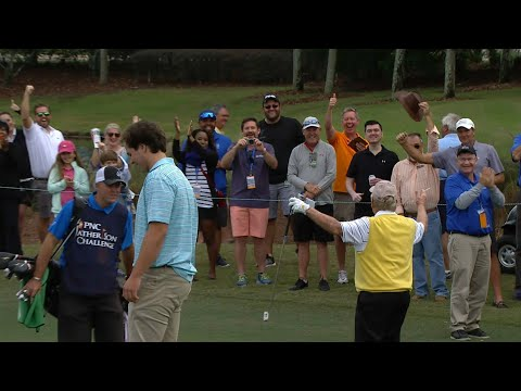Top 5 Shots of the Week | 2018 PNC Father Son Challenge