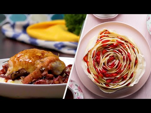 Amazing French Inspired Foods ? Tasty Recipes