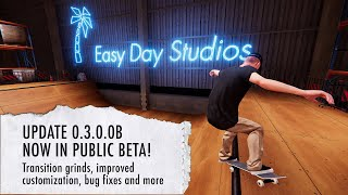 Skater XL releases beta update