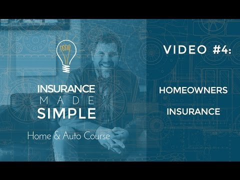 Homeowners Insurance: Protecting Your House, Your Stuff, & More