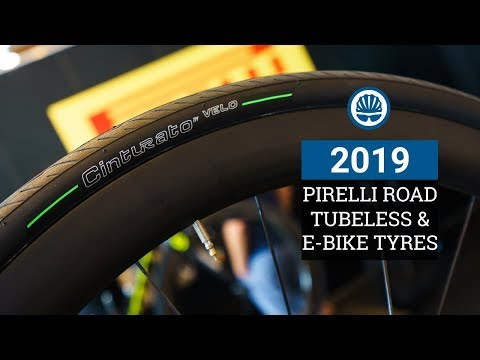 Pirelli Cinturato Velo & Cycl-E - Road Tubeless & E-Bike Specific Tyres