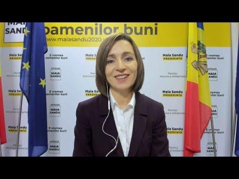 Maia Sandu reclama elecciones legislativas anticipadas en Moldavia para luchar contra la corrupción