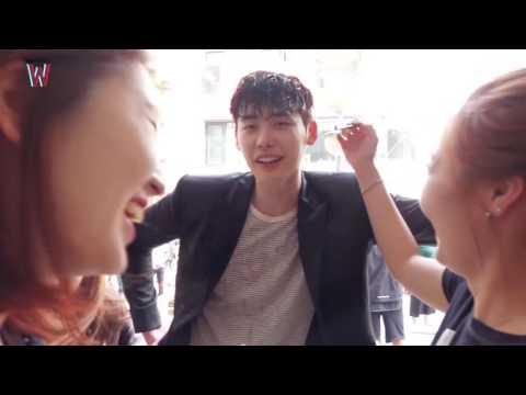 LeeJongSuk Making Teaser 'W'