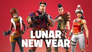 Fortnite - Lunar New Year Event