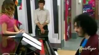Violetta 2  Violetta y Beto cantan Nuestro Camino  Capitulo 78