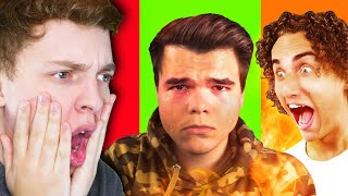 REACTING TO Jelly 20,000,000 Subscribers Roast!