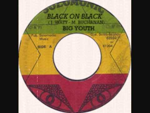Big Youth - Black On Black