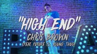 "Chris Brown (Feat. Future and Young Thug) - ""High End"" | Nicole Kirkland Choreography"