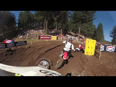 Garmin VIRB 360: Washougal MX Moto with Pro Ronnie Stewart