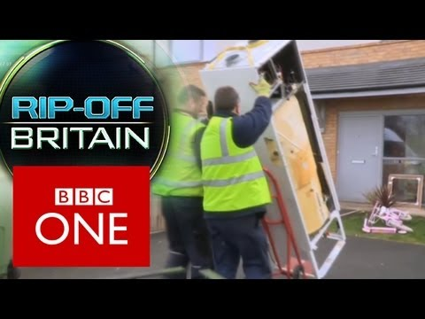 NIBE on Rip Off Britain