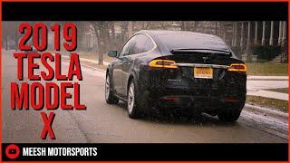 How Tesla Reinvented American Luxury | 2019 Tesla Model X 100D | Mary The Model X [HD]