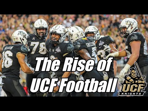 The Rise of UCF Football