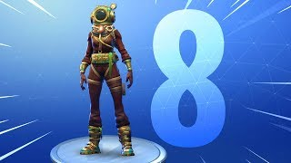 Fortnite SEASON 8 right in front of our eyes..