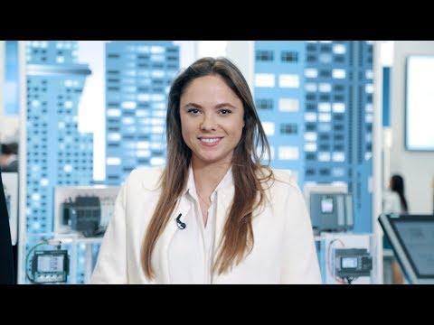 Siemens auf der Light+Building 2018 - Standrundgang