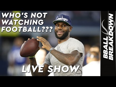 Who's NOT Watching Football And Wants To Talk NBA??