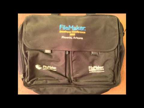 FileMaker DevCon 2014 Tips: Which FileMaker bag should Clay bring to DevCon?
