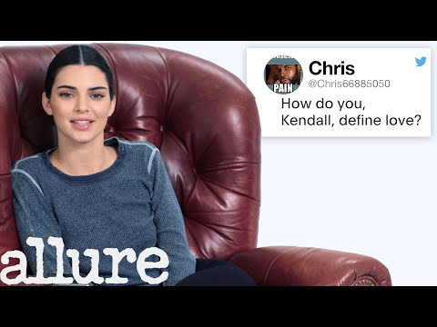 Kendall Jenner Messages Fans on Twitter | Allure
