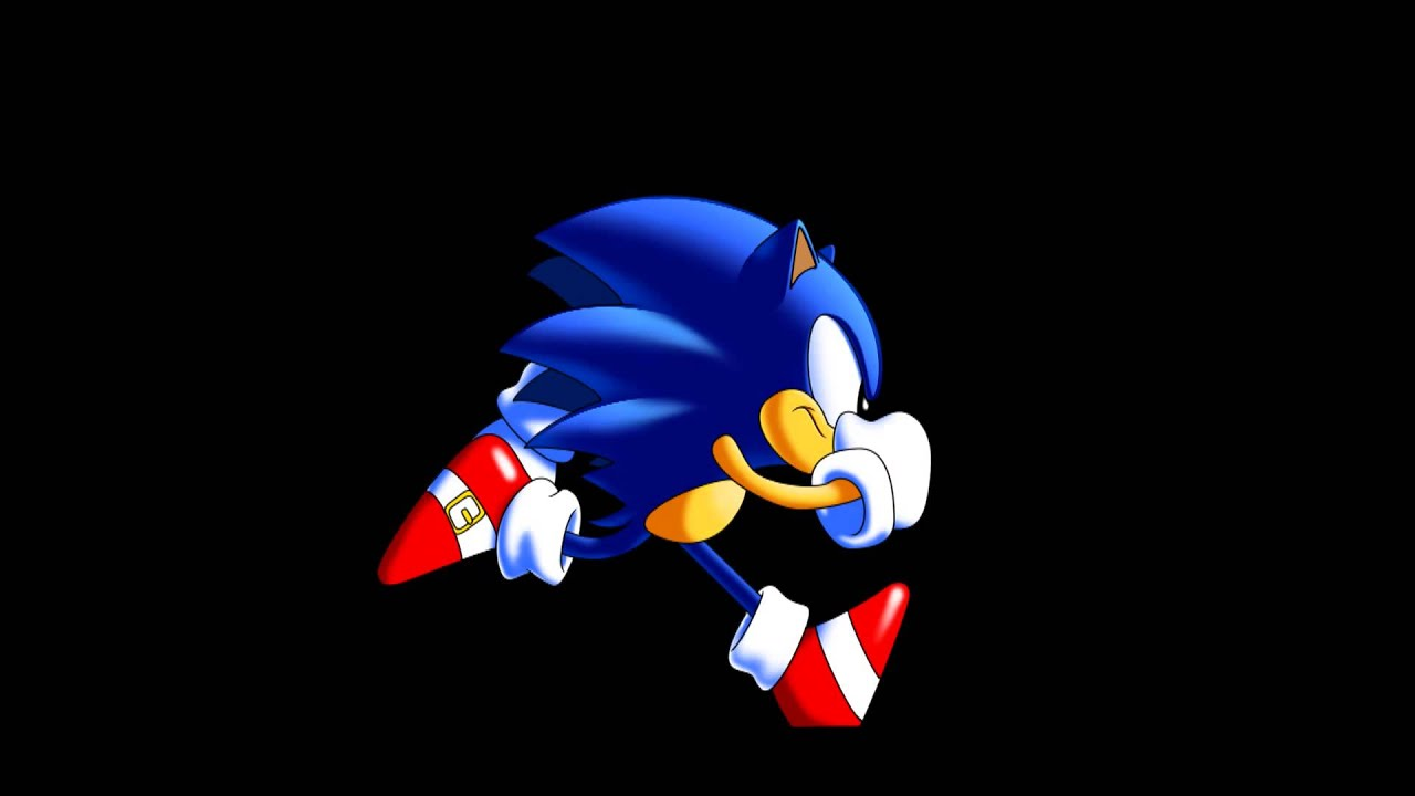 1080 hdsonic cd pencil test animation remastered youtube