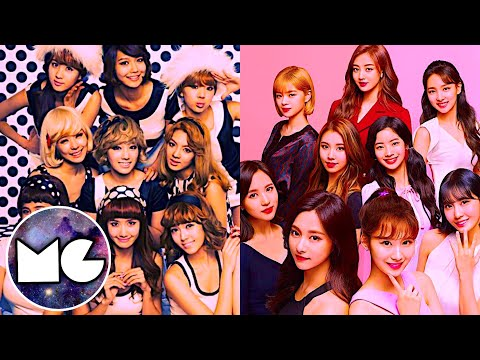 TWICE VS GIRLS'GENERATION / KPOP GUERRAS