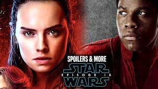 Star Wars Episode 9 Fight Scene Spoilers Revealed! WARNING