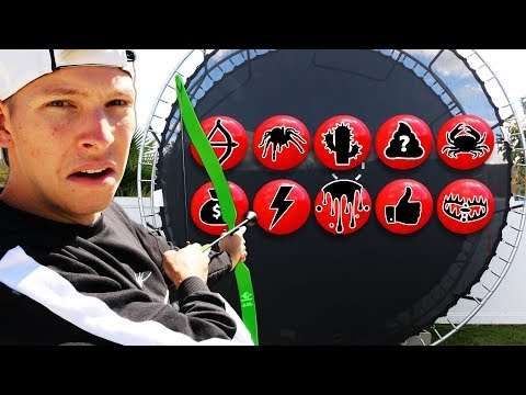 SECRET Hidden Punishments Inside of GIANT Balloons (Mystery Balloon Challenge)