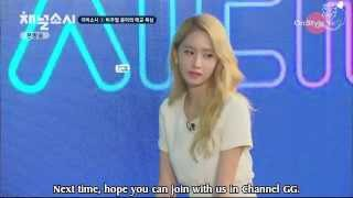 [JHH][Engsub] Yoona phonecall to Eunhyuk 150804 Channel GG