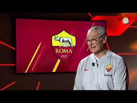 VIDEO - La prima intervista di Ranieri come nuovo allenatore della Roma
