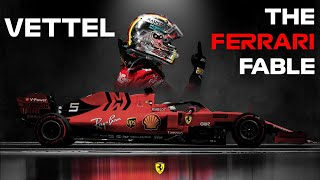 Sebastian Vettel - The Ferrari Fable - (F1 Documentary)