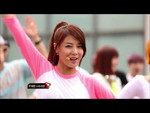 【TVPP】Wonder Girls - Like this, 원더걸스 - 라이크 디스 @ Comeback Stage, Show! Music core