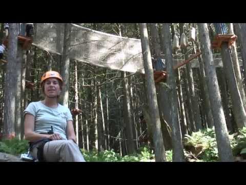SkyTrek Adventure Park, British Columbia (BC), Canada
