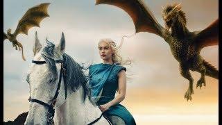 Game Of Thrones~All dragon scenes seasons 1-7