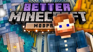 Better Minecraft EP1 What Minecraft Should Have Been