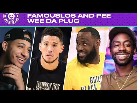 LIVE: Watch Suns vs. Lakers Pregame With Famous Los, PeeWeeDaPlug