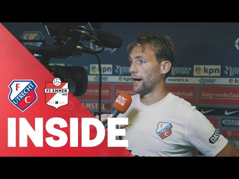 INSIDE GALGENWAARD | FC Utrecht - FC Emmen