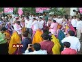 TRS Victory Celebrations at Telangana Bhavan - Live