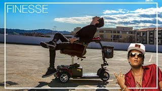 Bruno Mars - Finesse (Remix) [Feat. Cardi B] [Official Video] (Future Sunsets Cover)