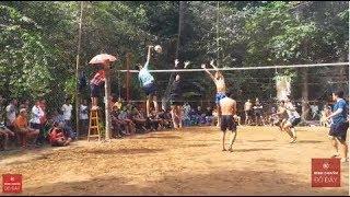 Team Thịnh Bò,Bảo VS Team Tiểu Cần | Giải bóng chuyền 4-4 Trà Vinh mở rộng | BÓNG CHUYỀN ĐÓ ĐÂY