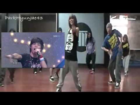 Rino Nakasone & SHINee - 샤이니 dancing to REPLAY