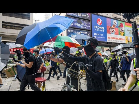 US-China Business Council President on Tensions Over Hong Kong