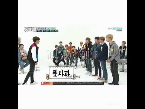 Renjun NCT full time at Weekly Idol
