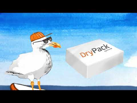DryPack - the leakproof corrugated pack (SE)