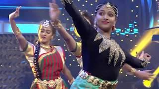 Anu Sithara Dance Performance   Red FM Malayalam Music Awards 2018