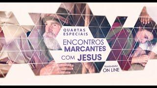 13/05/20 - Encontros Marcantes - Jesus e a Mulher Cananeia - Pr. David Xavier