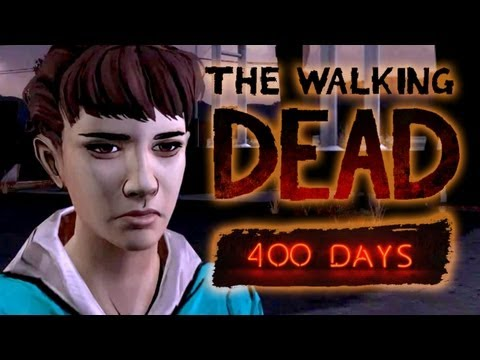 The Walking Dead 400 Days Gameplay DLC (Shel) Part 4 - Smashpipe Games