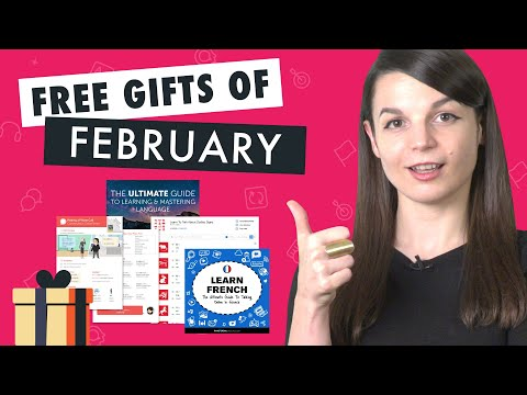 FREE Dutch Gifts of February 2020