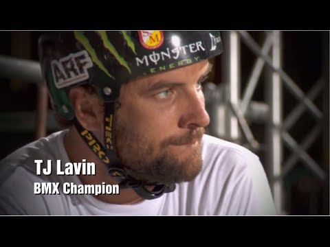 Action Sports Star/Host of The Challenge TJ Lavin Stars in New PSA on disability: